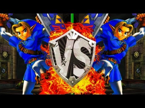 Zelda: Ocarina of Time Versus - Episode 9 (Part 1 of 2)