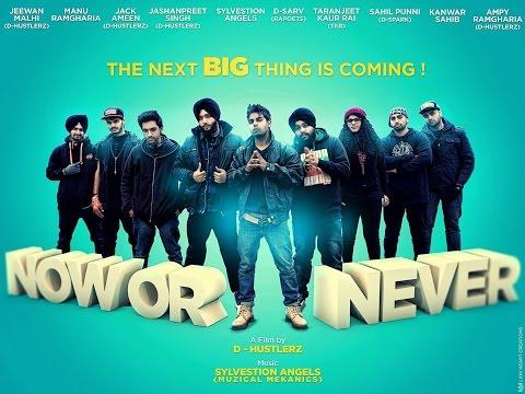 Now Or Never | D-hustlerz | Muzikal Mekaniks | New Latest Punjabi Rap Song 2014 video