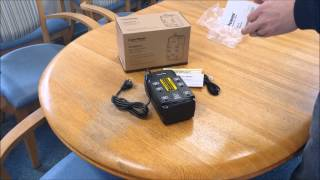 CyberPower CP350SLG Standby UPS 350VA 255W unboxing by Intellibeam.com