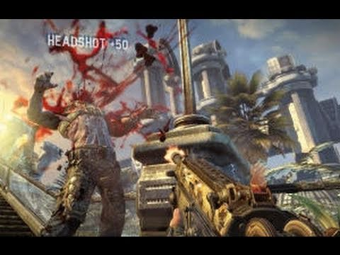 Bulletstorm: Skillshot Showdown