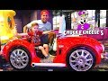 WE SPENT 24 HOURS AT CHUCK E CHEESE AND WON $1,000,000 TICKETS!!!