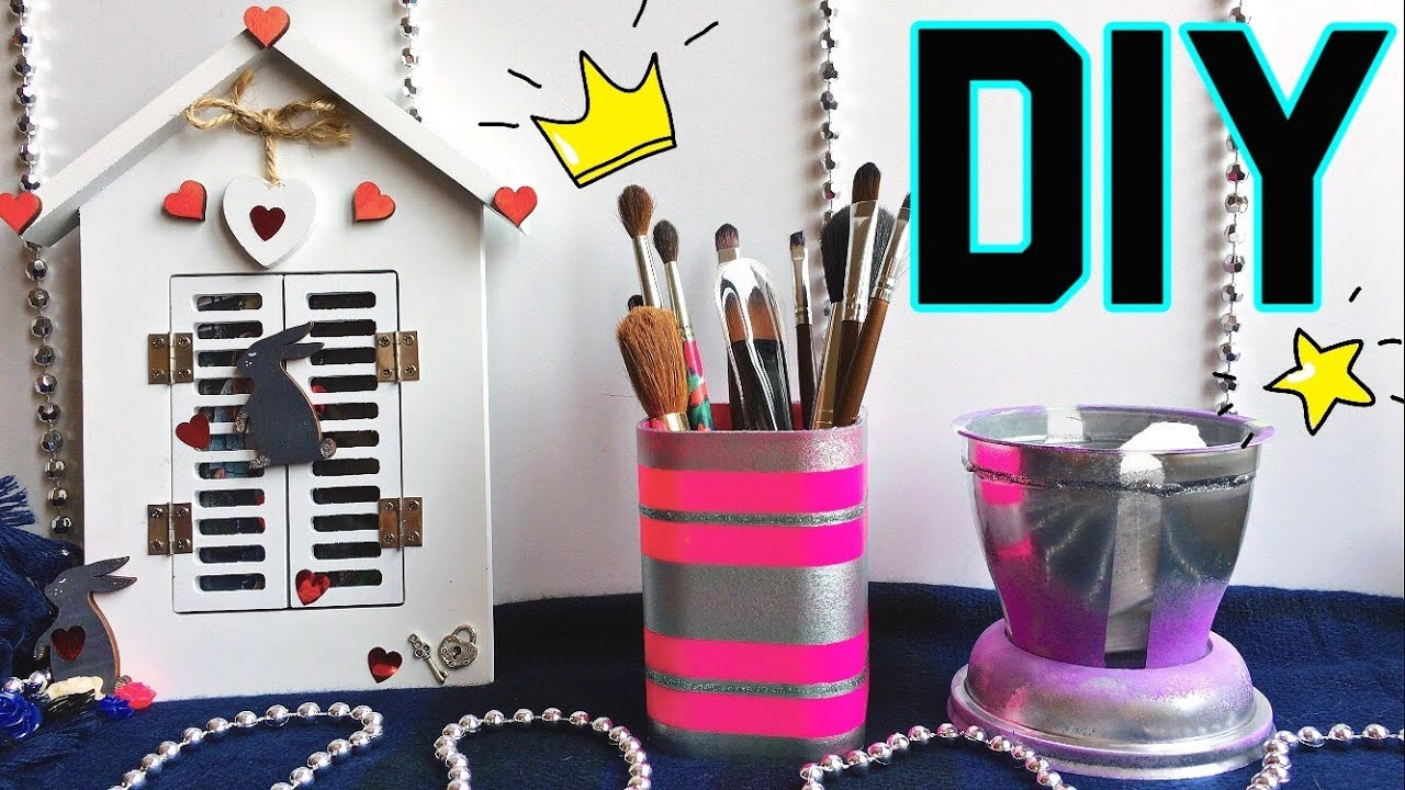 Идеи diy летний декор комнаты своими руками 16