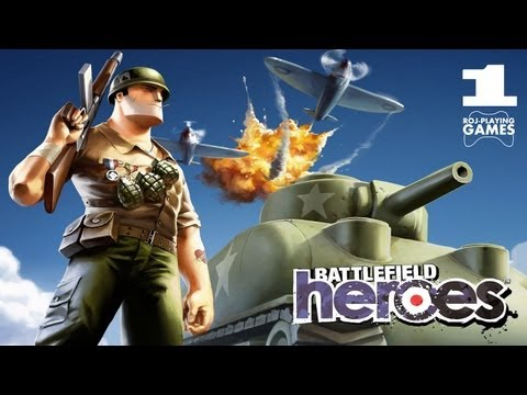Battlefield Heroes #1 - Darmowe jest pikne! (Roj-Playing Games!)