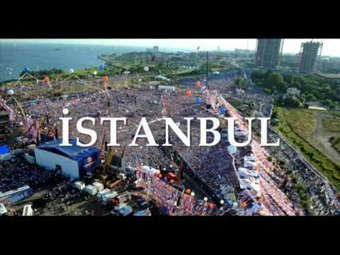 TÜRKİYE HAZIR HEDEF 2023 AK Parti Mitingleri 12 Haziran 2011 Zafer Şarkısı