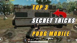 PUBG Mobile Top 3 Secret Tricks Pubg Mobile New Tricks In Tamil ! Pubg Mobile Tips Tricks