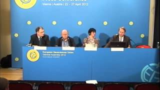 EGU2012: Reducing greenhouse gas emissions: renewable energy & CO2 storage (PC3)