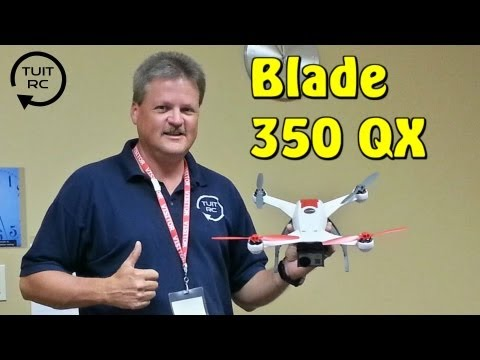 Flying The Blade 350 QX at Horizon Hobby on the 2013 RC Road Trip
