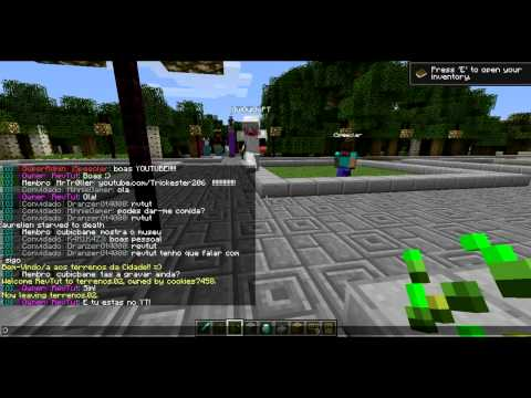 Servidor Minecraft 1.6.2 Pirata- [Survival/Creative/SurvivalGames/Factions/GriefPrevention] PT