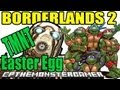 Borderlands 2: Teenage Mutant Ninja Turtles Easter Egg