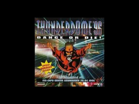 dj dano - thunderdome 1996 dance or die