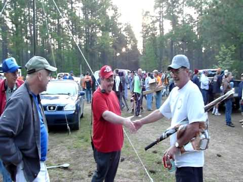 Ham Radio Setup, Forest Hill, La.--Enduro-- April 1st 2010.mp4