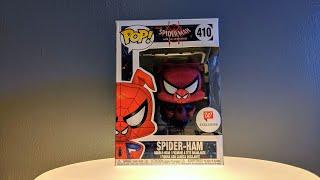 Spider-Ham Funko Pop Unboxing - Walgreens Exclusive