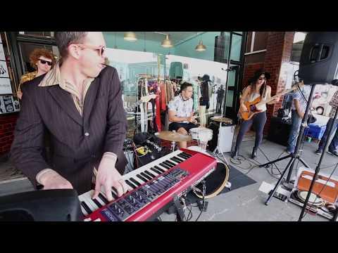 Amazing Funk Music - Dylan Elise with Hipstamatics