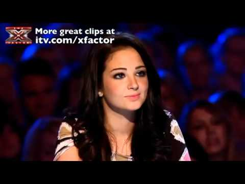 Jade Richards  The X Factor 2011 WINNER  audition