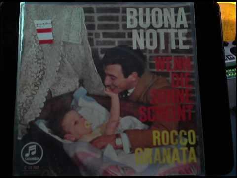 Rocco Granata   Buona Notte   Deutsch