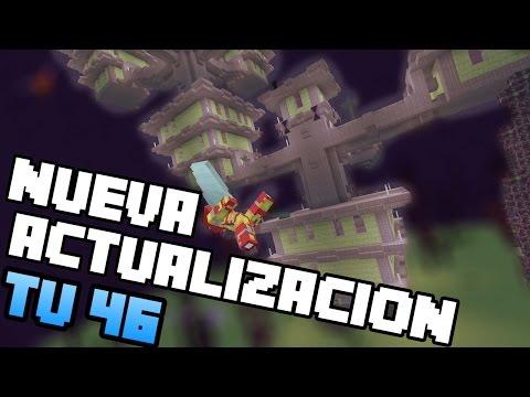 NUEVA ACTUALIZACION REVIEW TU 46 Minecraft Xbox/Ps - 1.9 de Consola | Dav1d AMS