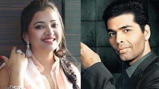Sex scandal actress Shweta Prasad Basu in Karan Johar's next film