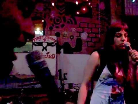 alabaster choade FEMALE FRONTED VIDEO oaKLAND ..first church of buzzard