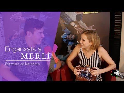 Entrevista a Laia Manzanares   Enganxats a Merlí