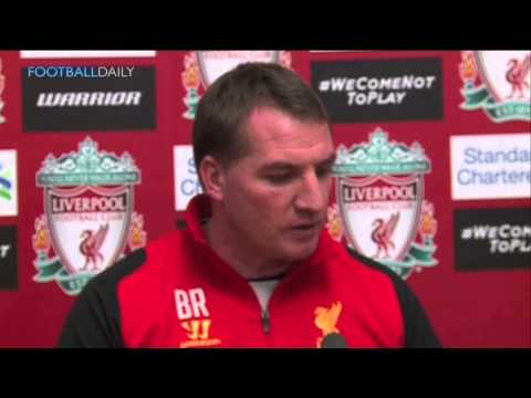 Rodgers: Bust-ups are 'part of football'