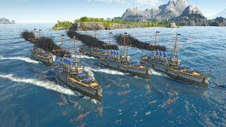 ANNO 1800 | Ep. 18 | ULTIMATE WARSHIPS INVADE | Anno 1800 City Builder Tycoon Sandbox