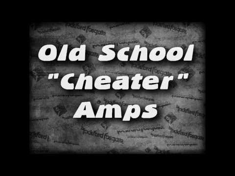 Old School Cheater Car Amplifiers - Orion. Rockford. Phoenix Gold and PPI - 1080p