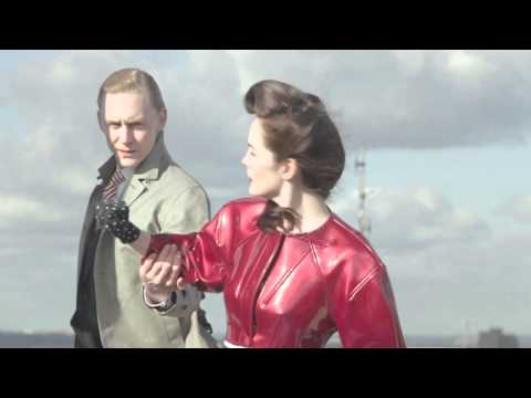 Michelle Dockery & Tom Hiddleston Photoshoot - Behind the Scenes