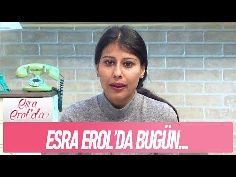 Esra Erol'da bugün neler oluyor? - Esra Erol'da 12 Aralık 2017