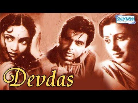 Devdas (1955) - Hindi Full Movie - Dilip Kumar - Vyjayanthimala - Suchitra Sen thumbnail