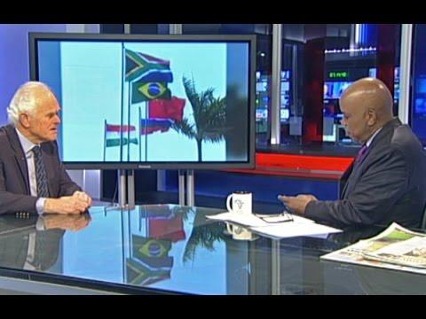 SA giving up its chairmanship to Brazil