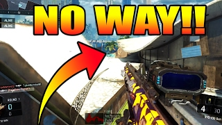 ARE YOU KIDDING ME?! CRAZY SND SNIPING!! (Black Ops 3)