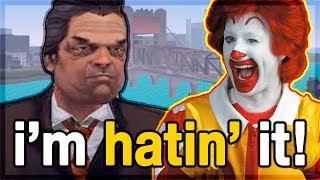 Fast Food Gang Wars! | GTA 3 #2