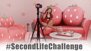 #SecondLifeChallenge - Love & Dating in Second Life