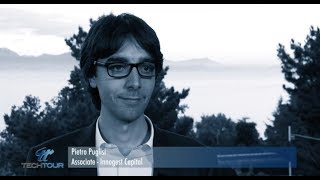 Tech Tour Healthtech Summit 2016 Interview with Pietro Puglisi, Associate at Innogest Capital
