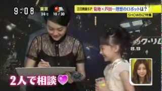 Rinko Kikuchi & Mana Ashida interview on Pacific Rim
