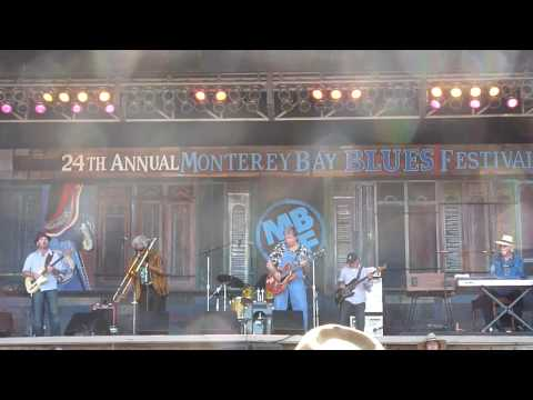 Elvin Bishop Band - Monterey Blues Festival 2009