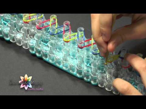 Como hacer una Pulsera Sencilla - Nivel Principiante