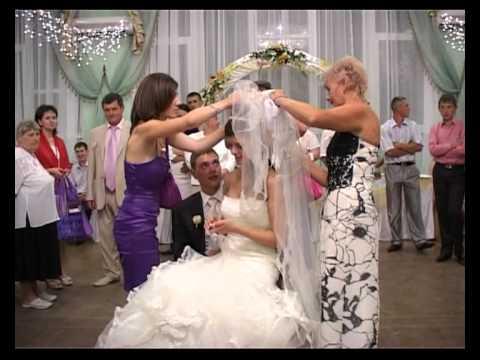 Відео з весілля сина
