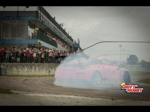 Drift Hobby - Tiago Romano no 1 Desafio Drift em Curitiba
