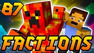 "Minecraft Factions ""2 YEAR ANNIVERSARY FOR POOFLESS!"" Episode 87 Factions w/ Woofless & Preston!"