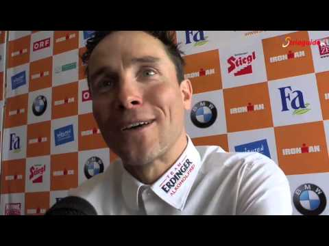 Interview mit Andreas Raelert zum IRONMAN Austria