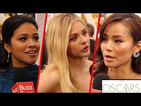 Advice To Young Women From The Oscars Red Carpet