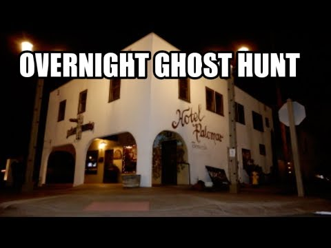 The Hotel Palomar Temecula - Haunted?