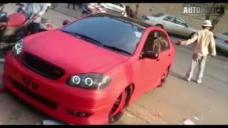 The Wrap Pink Car - So Low Car!!! Autoholics