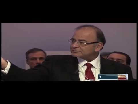 Discourse - Finance Minister Arun Jaitley at the World Economic Forum, 2015