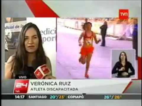 Enfermedad de Huntington: Fundación Verónica Ruiz Mexando a los chilenos 4 abril 2013