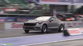 FASTEST 2015 IRS Mustang in the WORLD Nears the 8s