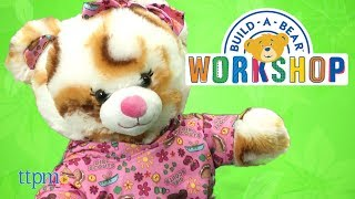 Build-A-Bear Girl Scout S'mores Campout Bear from Build-A-Bear Workshop
