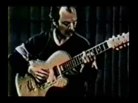 Lenny Breau - Guitar Workshop at The University of Southern California 1983
