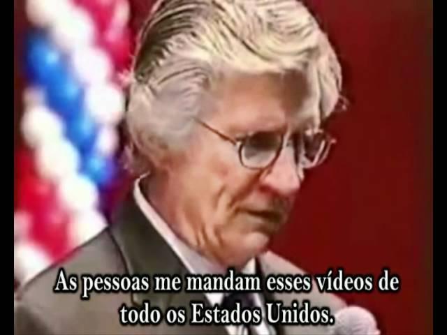 DAVID WILKERSON - MANIFESTAÇOES ABSURDAS (dublado)
